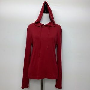 J Crew size XL New hoodie pullover sweater